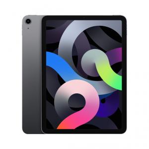Apple iPad Air 4-generacji 10,9 cala / 64GB / Wi-Fi / Space Gray (gwiezdna szarość) 2020 - nowy model - outlet
