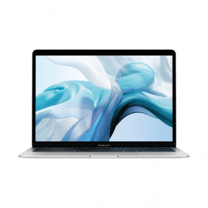 MacBook Air Retina i7 1,2GHz  / 8GB / 256GB SSD / Iris Plus Graphics / macOS / Silver (srebrny) 2020 - nowy model