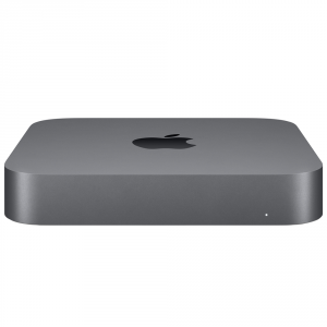 Mac mini i5-8500 / 64GB / 256GB SSD / UHD Graphics 630 / macOS / 10-Gigabit Ethernet / Space Gray
