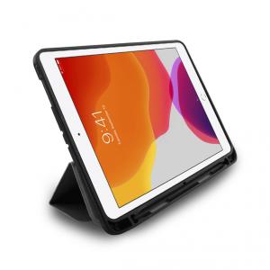 JCPAL DuraPro Protective Folio Case - Etui ochronne do iPad 10,2 (8/9. generacji) - czarny
