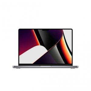Apple MacBook Pro 14 M1 Pro 8-core CPU + 14-core GPU / 16GB RAM / 512GB SSD / Klawiatura US / Gwiezdna szarość (Space Gray)