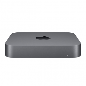 Mac mini i3 3,6GHz / 8GB / 512GB SSD / UHD Graphics 630 / macOS / 10-Gigabit Ethernet / Space Gray (gwiezdna szarość) 2020 - nowy model