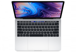 MacBook Pro 13 Retina True Tone i5-8259U / 16GB / 256GB SSD / Iris Plus Graphics 655/ macOS / Silver
