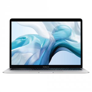 MacBook Air Retina True Tone z Touch ID i5 1.6GHz / 16GB / 128GB SSD / UHD Graphics 617 / macOS / Silver