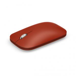 Microsoft Surface Mobile Mouse - Mysz Bluetooth w kolorze Poppy Red (czerwony)