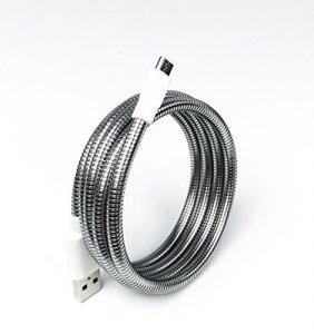 Fuse Chicken Titan - stalowy, dwuwarstwowy kabel Lightning o długości 100cm