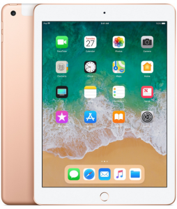 iPad 6-gen 9,7 32GB LTE + Wi-Fi Gold