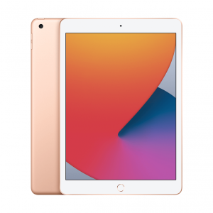 Apple iPad 8-generacji 10,2 cala / 128GB / Wi-Fi / Gold (złoty) 2020 - outlet