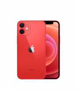 Apple iPhone 12 mini 128GB (PRODUCT)RED (czerwony)