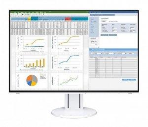 Monitor EIZO EV2457-WT LCD 24,1 IPS LED Biały