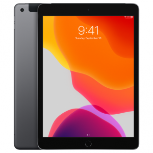 Apple iPad 10,2 7-gen 32GB Wi-Fi LTE Space Gray (gwiezdna szarość)