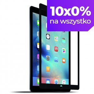 KMP Szkło ochronne na iPad Pro 10,5 / iPad Air 10,5 Black (czarny)