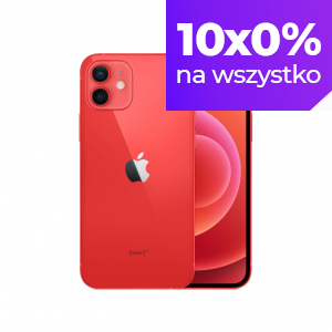 Apple iPhone 12 64GB (PRODUCT)RED (czerwony)