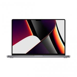 Apple MacBook Pro 16 M1 Max 10-core CPU + 32-core GPU / 32GB RAM / 1TB SSD / Klawiatura US / Gwiezdna szarość (Space Gray)