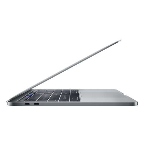 MacBook Pro 13 Retina Touch Bar i5 2,4GHz / 16GB / 2TB SSD / Iris Plus Graphics 655/ macOS / Space Gray (2019)