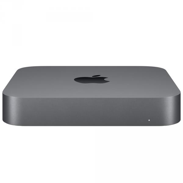 Mac mini i7-8700 / 32GB / 128GB SSD / UHD Graphics 630 / macOS / Gigabit Ethernet / Space Gray