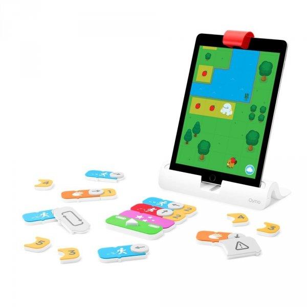 Osmo Coding - gry do nauki programowania, rysowania oraz fizyki do iPad (nie zawiera podstawki oraz reflektora)