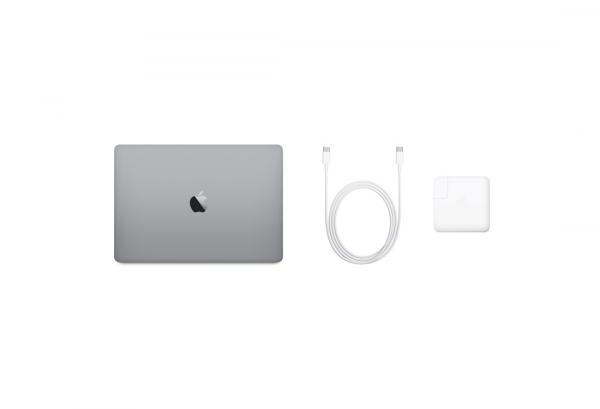 MacBook Pro 15 Retina True Tone i7-8750H / 32GB / 2TB SSD / Radeon Pro 555X / macOS / Space Gray