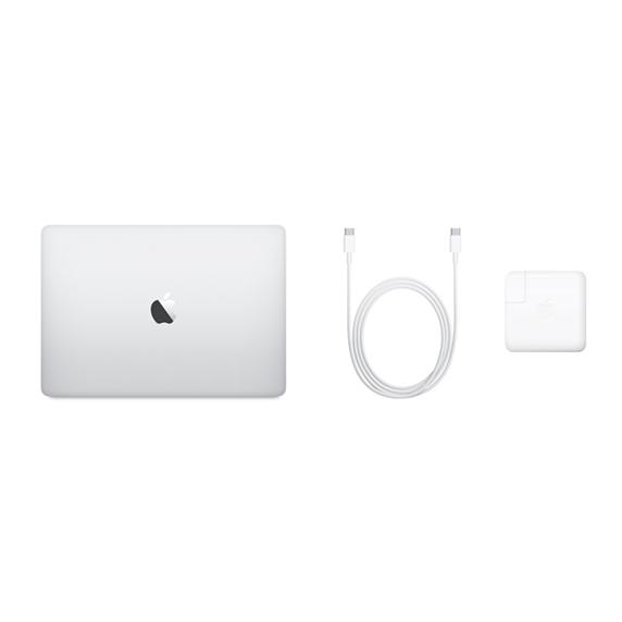 MacBook Pro 13 Retina Touch Bar i7 2,8GHz / 8GB / 1TB SSD / Iris Plus Graphics 655/ macOS / Silver (2019)