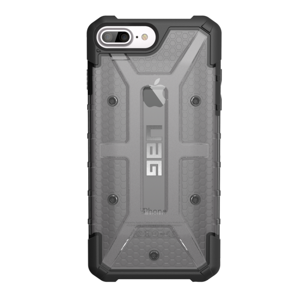UAG Plasma - obudowa ochronna do iPhone 6s/7/8 Plus (czarna przeźroczysta) IPH7/6SPLS-L-AS