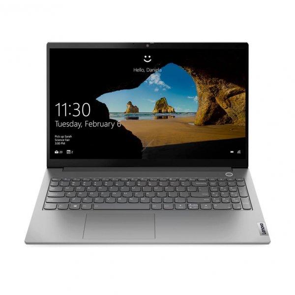 "Lenovo THINKBOOK 15 I7-1165G7 / 8GB / 512SSD / 15.6"" IPS Touch FHD / UMA / W10Pro"