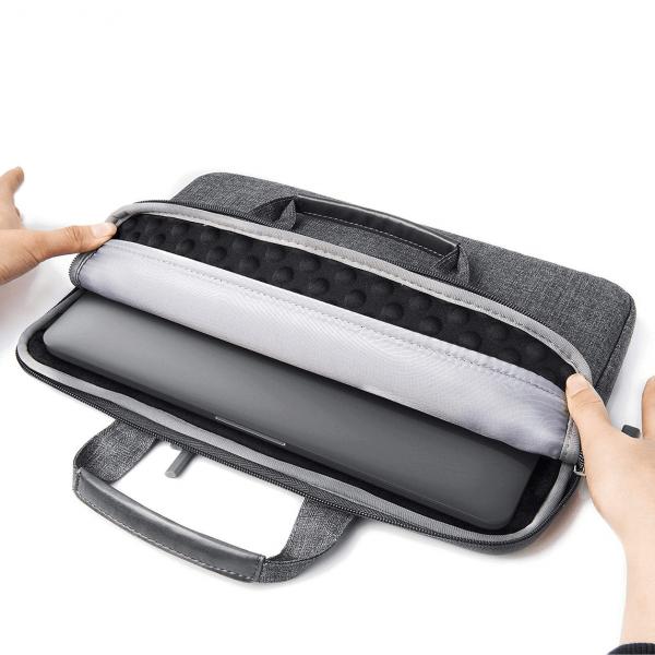 Satechi Waterproof Case - wodoodporna torba z kieszeniami na laptopa 15-calowego i 16-calowego