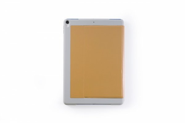 KMP Bookcase - Etui z klapką na iPad Pro 10,5 (brązowy)