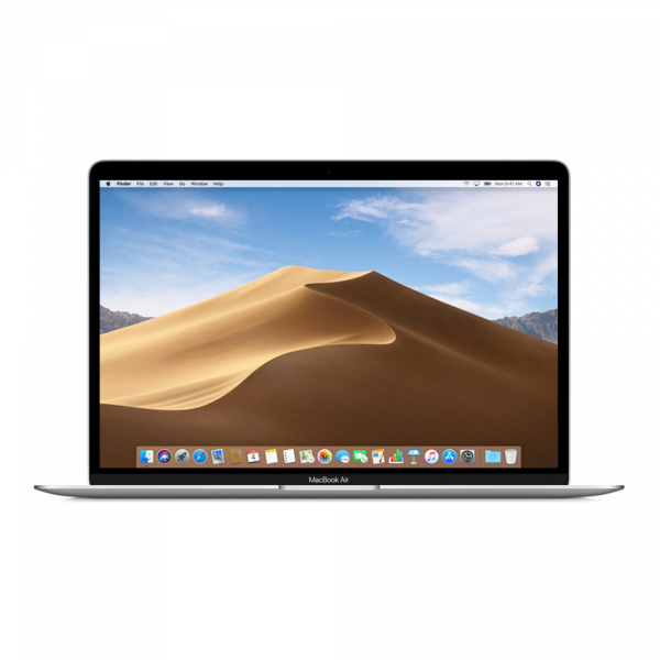 MacBook Air Retina z Touch ID i5 1.6GHz / 8GB / 256GB SSD / UHD Graphics 617 / macOS / Silver