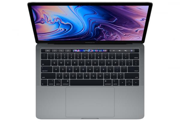 MacBook Pro 13 Retina True Tone i7-8559U / 16GB / 2TB SSD / Iris Plus Graphics 655/ macOS / Space Gray