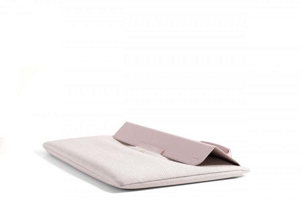 KMP Pokrowiec na MacBook Pro Ret 13 (różowy)