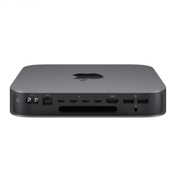 Mac mini i3 3,6GHz / 16GB / 512GB SSD / UHD Graphics 630 / macOS / Gigabit Ethernet / Space Gray (gwiezdna szarość) 2020 - nowy model