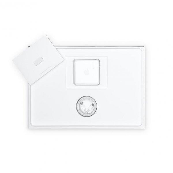 MacBook Pro 16 Retina Touch Bar i9-9880H / 16GB / 8TB SSD / Radeon Pro 5500M 4GB / macOS / Silver (srebrny)