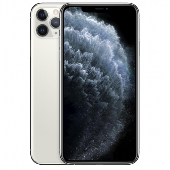 Apple iPhone 11 Pro Max 64GB Silver (srebrny)