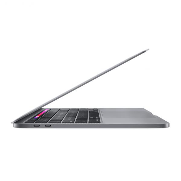 MacBook Pro 13 z Procesorem Apple M1 - 8-core CPU + 8-core GPU / 16GB RAM / 2TB SSD / 2 x Thunderbolt / Space Gray (gwiezdna szarość) 2020 - nowy model