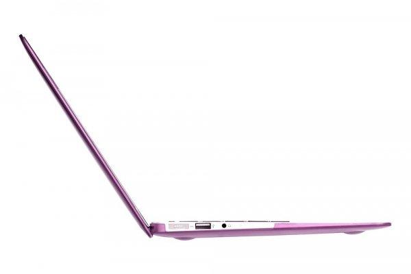 KMP Etui MacBook Air 13 - Różowy