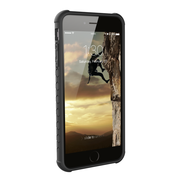 UAG Monarch - obudowa ochronna do iPhone 6s/7/8 Plus (grafitowa) IIPH7/6SPLS-M-GR