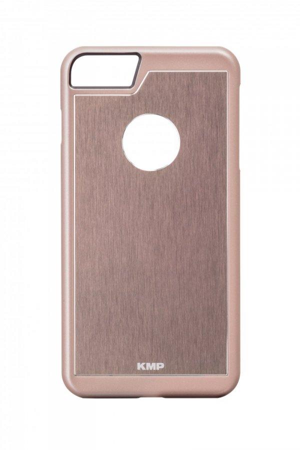 KMP Etui do iPhone 7 - Różowe złoto
