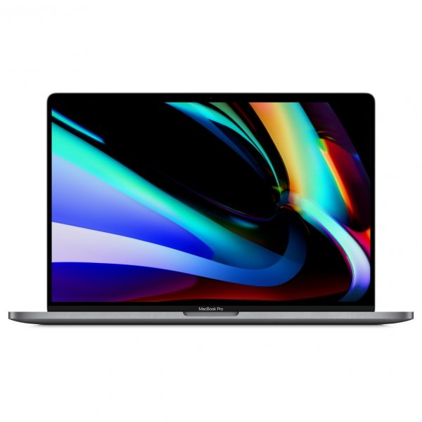 MacBook Pro 16 Retina Touch Bar i9-9980HK / 64GB / 4TB SSD / Radeon Pro 5300M 4GB / macOS / Space Gray (gwiezdna szarość)