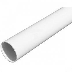 Rura elektroinstalacyjna gładka sztywna fi32mm biała RL 32 10099 /3m/