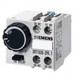 Pneumatyczny blok przekaźnikowy z opóźnionym odpadaniem 0,1-30s 3RT1926-2PA01