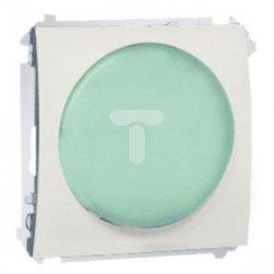 Simon Classic Sygnalizator świetlny LED – światło zielone 230V ecru MSS/3.01/10 WMCS-020x3x-B013