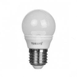 Żarówka LED E27 6W (P45) 510lm 3000K 220-240V YASSNO YB-02-042