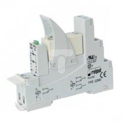 Przekaźnik interfejsowy 2P 8A 12V DC PI84-12DC-M41G 859652