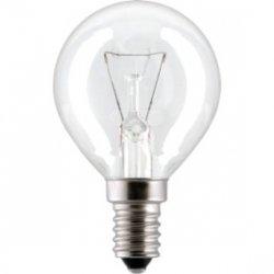 Żarówka wstrząsoodporna kulka Soleo P45 E14 60W 230V WST-0041 /100szt./