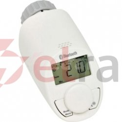 Głowica termostatyczna energooszczędna programowalna sterowanie Bluetooth Low Energy CC-RT-BLE 141771A1A