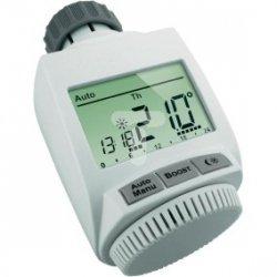 Głowica termostatyczna energooszczędna programowalna 0 - 50 stopni C MAX! BC-RT-TRX-CyG-4 105936
