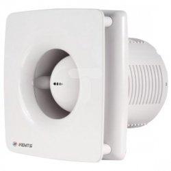 Wentylator osiowy fi 100 230V 18W 95m3/h 34dB 50Hz z timerem biały 100RT