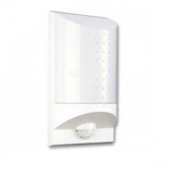 Oprawa LED z czujnikiem ruchu 12 metrów 180 stopni 8W 90lm ciepło-biała barwa 230-240V 50Hz IP44 PIR L 650 LED B 004033