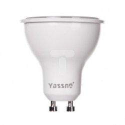 Żarówka LED GU10 5W (PAR16) 380lm 3000K 220-240V YASSNO YB-01-018