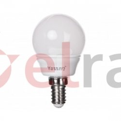 Żarówka LED E14 4W (P45) 320lm 6000K 220-240V YASSNO YB-03-012